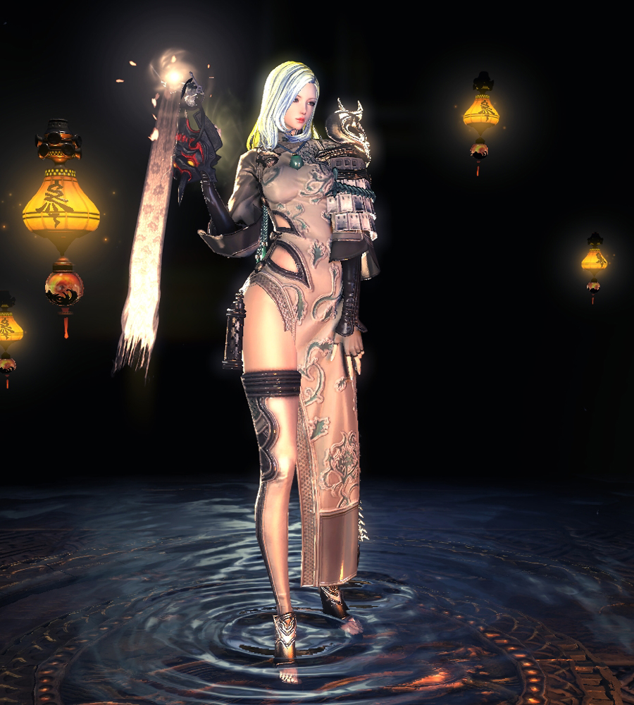 aquashade - blade and soul